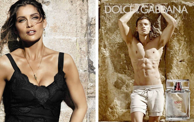 Dolce & Gabbana Pour Femme и Dolce & Gabbana The One for Men Sport