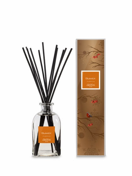 Аромат для дома Pumpkin Fragrance Diffuser от Bluewick Home Fragrance