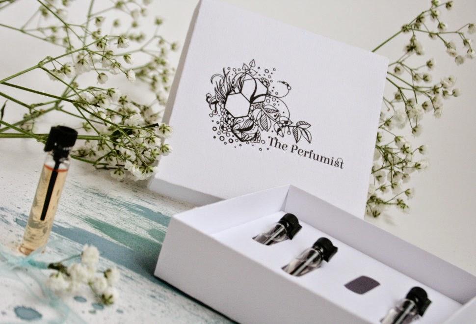 Отзыв о коробочке с селективной парфюмерией The Perfumist