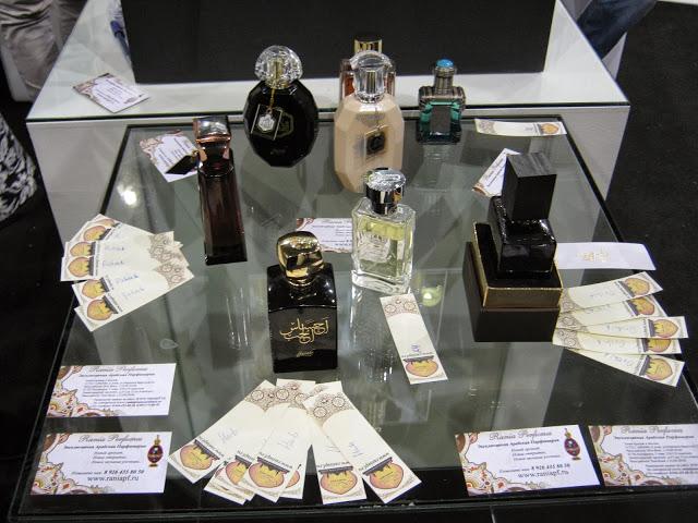 Парфюмерия на ИнтерШАРМ - отзыв парфюмерного блоггера