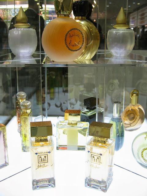 Нишевая парфюмерия в зале La Niche на Интершарме