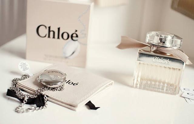 Сухие духи Chloe'