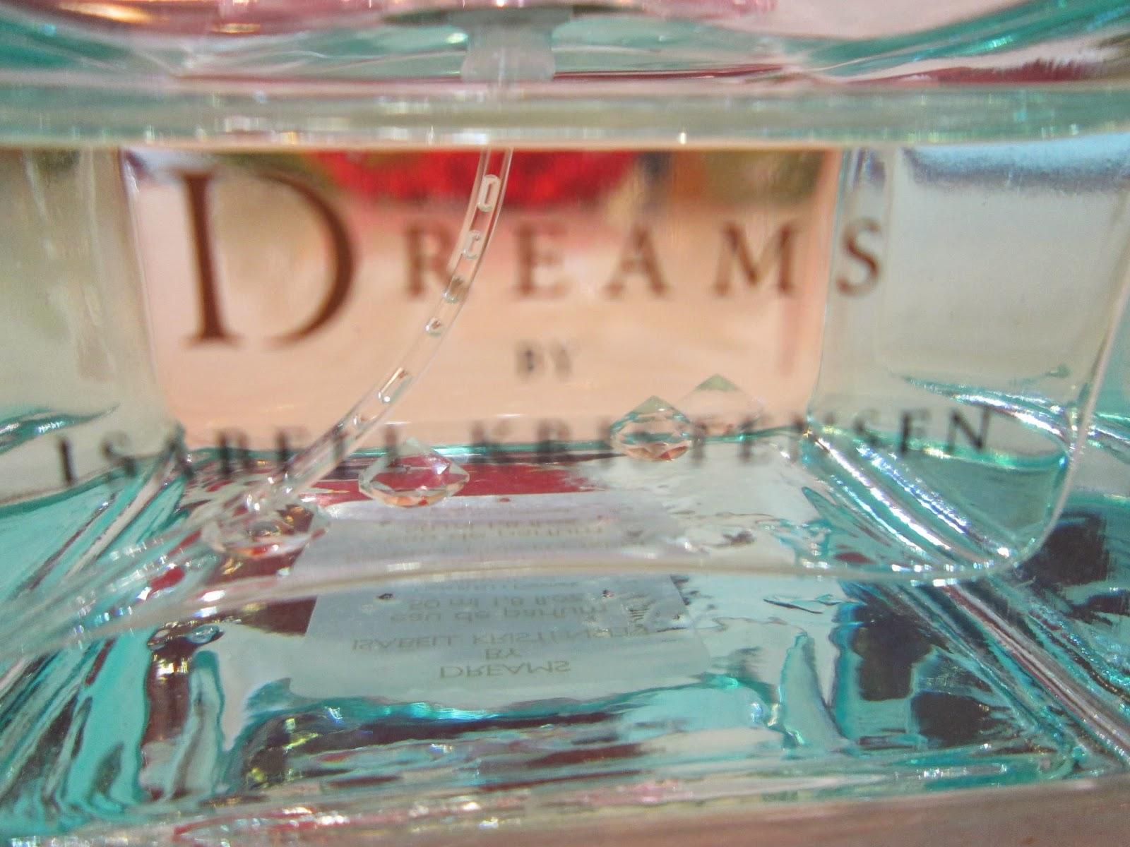 Обзор аромата Dreams от датского бренда Isabell Kristensen (Изабель Кристенсен)