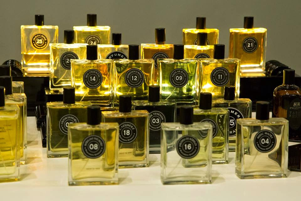 Парфюмерия Parfumerie General на Intercharm 2014