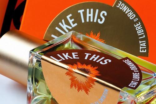 Like This (Tilda Swinton) Etat Libre d'Orange